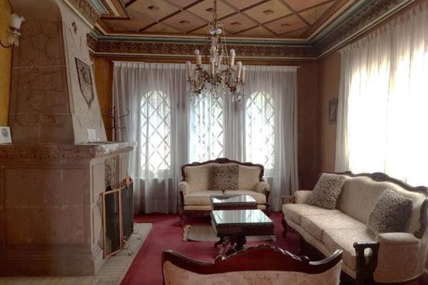 Foto de casa en renta en  , guadalupe inn, álvaro obregón, df / cdmx, 8386620 No. 01
