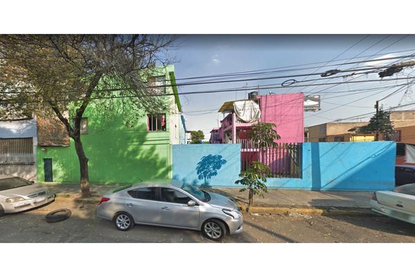 Foto de casa en venta en  , guadalupe insurgentes, gustavo a. madero, df / cdmx, 16390820 No. 01