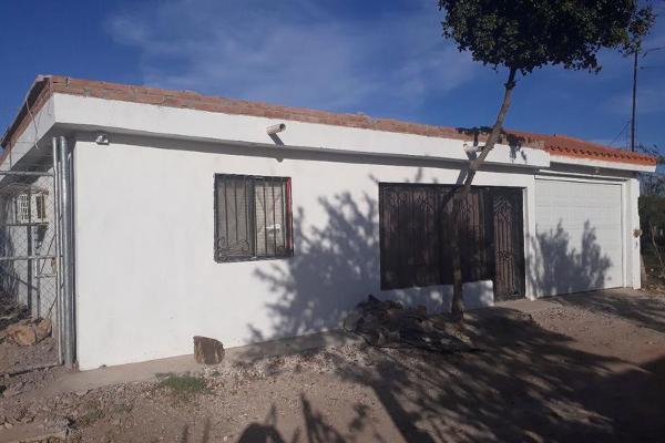 Foto de casa en venta en  , villas de guadalupe, guadalupe, zacatecas, 7874358 No. 01