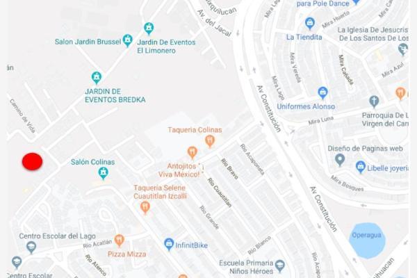 Foto de terreno habitacional en venta en guadalupe miranda , residencial los lirios, cuautitlán izcalli, méxico, 10277689 No. 01