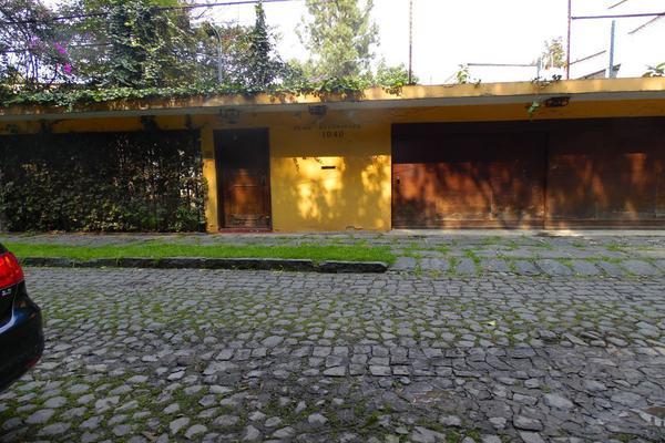 Foto de terreno habitacional en venta en guadalupe , san angel inn, álvaro obregón, df / cdmx, 10119134 No. 01