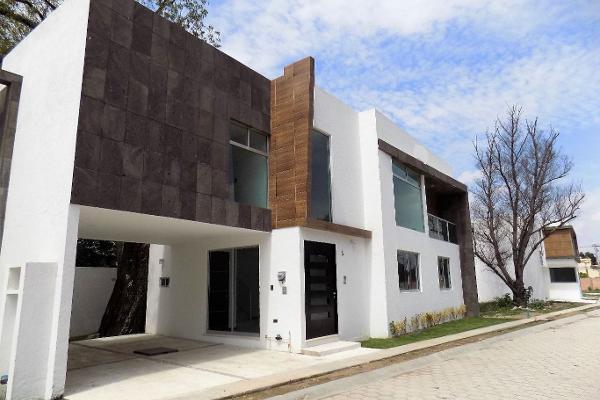 Foto de casa en venta en  , guadalupe, san pedro cholula, puebla, 3425483 No. 01