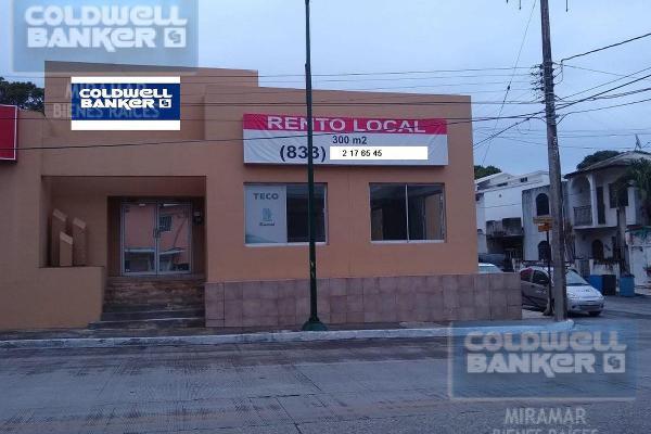 Foto de edificio en renta en  , guadalupe, tampico, tamaulipas, 7248159 No. 01