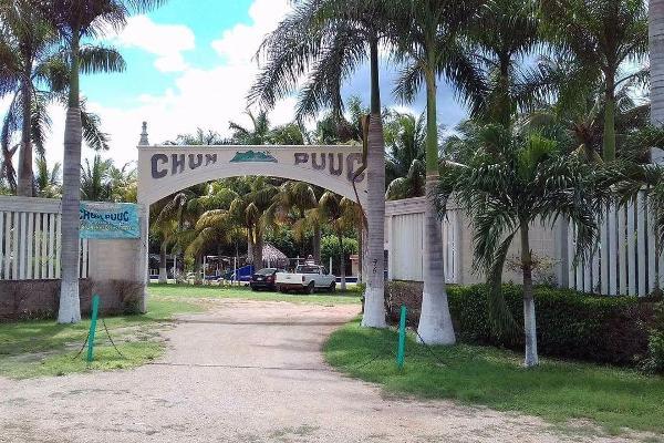 Foto de terreno habitacional en venta en  , guadalupe, ticul, yucatán, 4632715 No. 02