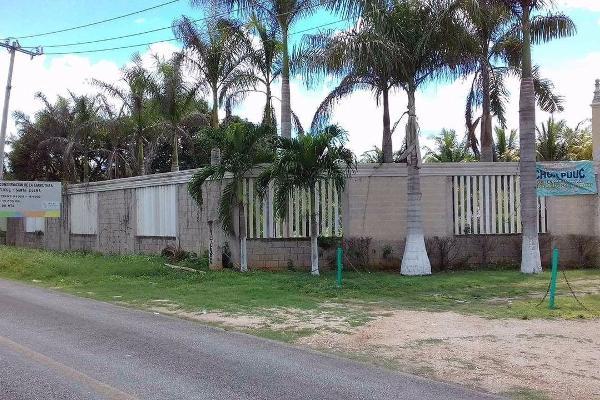 Foto de terreno habitacional en venta en  , guadalupe, ticul, yucat?n, 4632715 No. 03