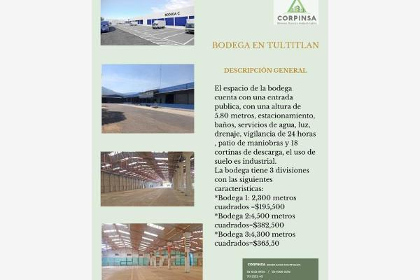 Foto de bodega en renta en  , guadalupe victoria, ecatepec de morelos, méxico, 8850672 No. 02