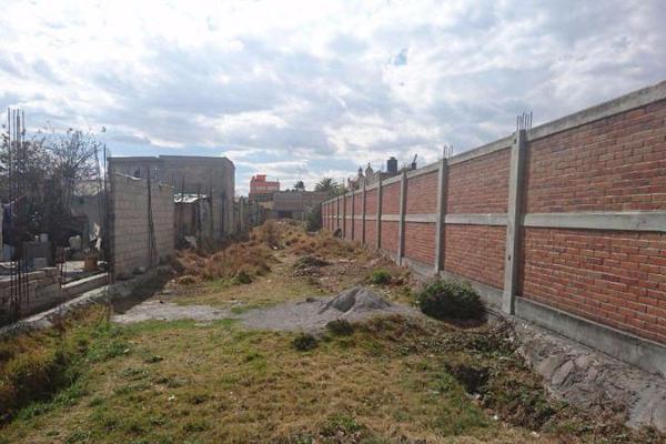 Foto de terreno habitacional en venta en  , guadalupe victoria, otzolotepec, méxico, 7913495 No. 10