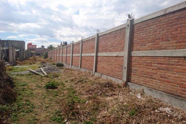Foto de terreno habitacional en venta en  , guadalupe victoria, otzolotepec, méxico, 7913495 No. 12