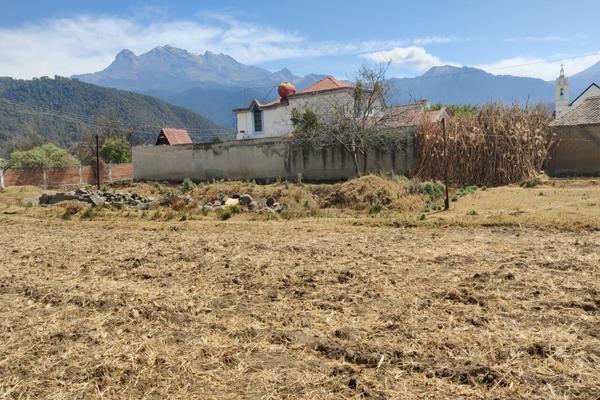Foto de terreno habitacional en venta en guadalupe victoria s/n , sector sacromonte, amecameca, méxico, 20037072 No. 01
