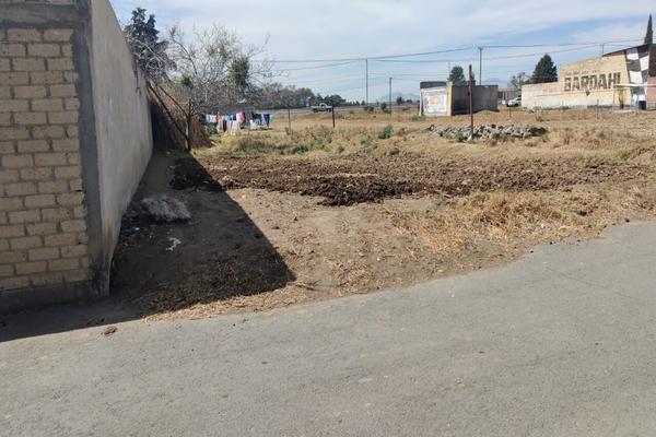 Foto de terreno habitacional en venta en guadalupe victoria s/n , sector sacromonte, amecameca, méxico, 20037072 No. 03