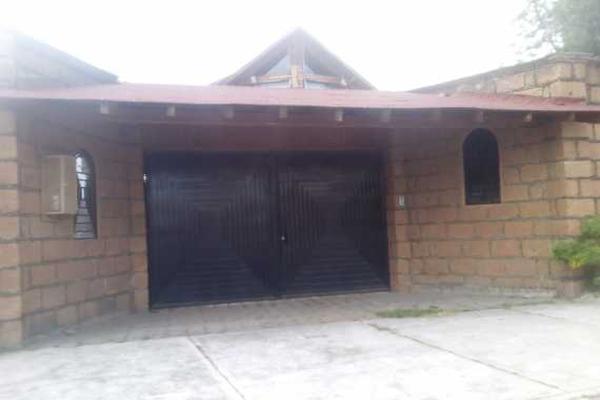 Foto de casa en venta en guadalupe yancuictlalpan (gualupita) , las granjas (barrio de guadalupe), tianguistenco, méxico, 8176605 No. 01