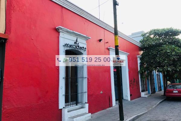 Foto de casa en venta en guerrero 405 , palacio de gobierno del estado de oaxaca, oaxaca de juárez, oaxaca, 8868070 No. 01