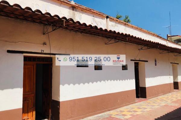 Foto de casa en venta en guerrero 405 , palacio de gobierno del estado de oaxaca, oaxaca de juárez, oaxaca, 8868070 No. 06