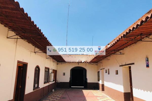 Foto de casa en venta en guerrero 405 , palacio de gobierno del estado de oaxaca, oaxaca de juárez, oaxaca, 8868070 No. 07