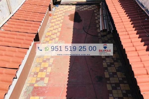 Foto de casa en venta en guerrero 405 , palacio de gobierno del estado de oaxaca, oaxaca de juárez, oaxaca, 8868070 No. 23