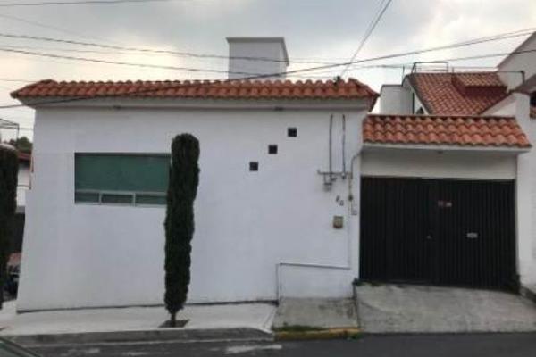 Foto de casa en renta en guerrero 80, héroes de padierna, la magdalena contreras, df / cdmx, 9916449 No. 01