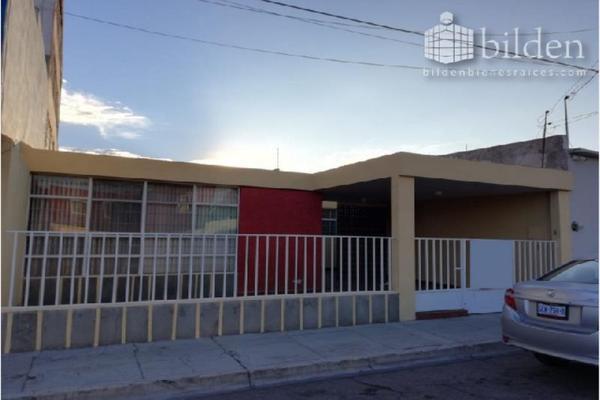 Foto de casa en venta en  , guillermina, durango, durango, 5839191 No. 01