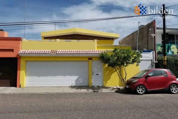 Foto de casa en venta en  , guillermina, durango, durango, 7479560 No. 01