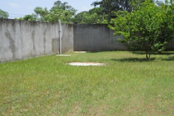 Foto de terreno habitacional en venta en  , guineo 1a secc, centro, tabasco, 2681897 No. 04
