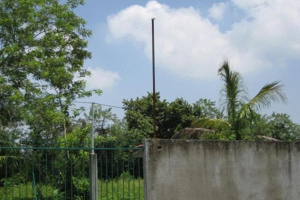 Foto de terreno habitacional en venta en  , guineo 1a secc, centro, tabasco, 2681897 No. 06