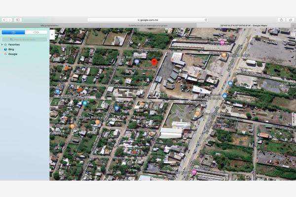 Foto de terreno habitacional en venta en gustavo diaz ordaz, esquina con pedro cepeda 0, buenavista, matamoros, tamaulipas, 6430853 No. 03