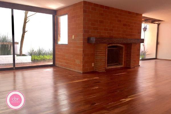 Foto de casa en renta en gutierrez zamora , las águilas, álvaro obregón, df / cdmx, 8241612 No. 02