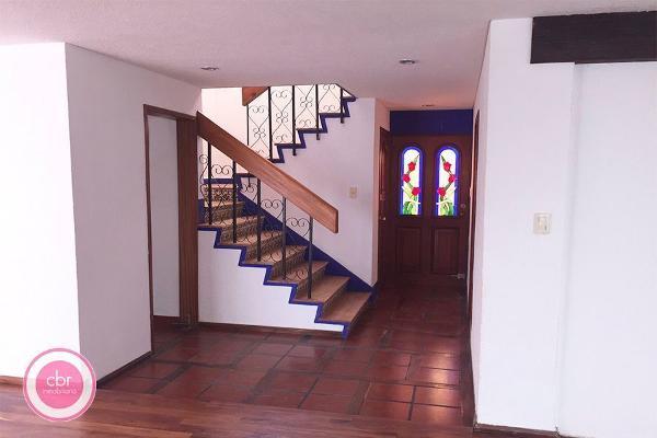 Foto de casa en renta en gutierrez zamora , las águilas, álvaro obregón, df / cdmx, 8241612 No. 03