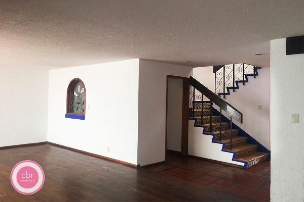 Foto de casa en renta en gutierrez zamora , las águilas, álvaro obregón, df / cdmx, 8241612 No. 05