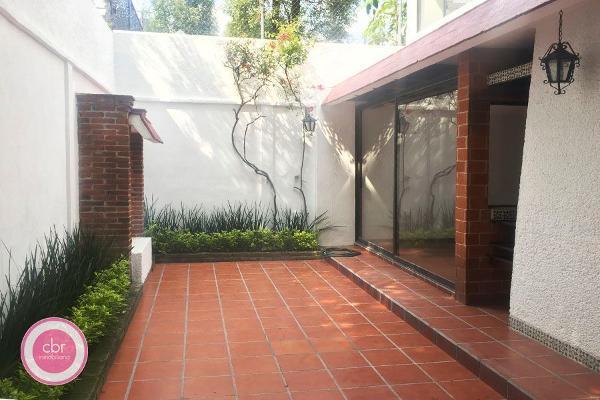 Foto de casa en renta en gutierrez zamora , las águilas, álvaro obregón, df / cdmx, 8241612 No. 06