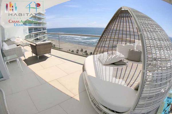 Foto de departamento en venta en h 5, avenida costera de las palmas 5, playa diamante, acapulco de juárez, guerrero, 18104611 No. 02