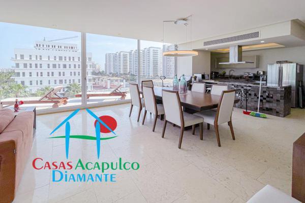 Foto de departamento en venta en h 5, avenida costera de las palmas 5, playa diamante, acapulco de juárez, guerrero, 18577703 No. 02