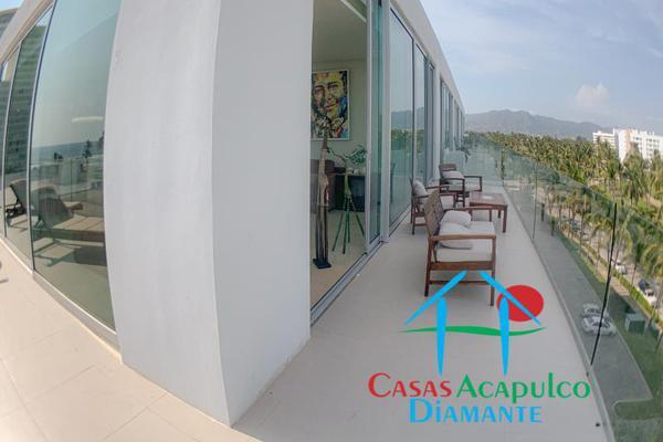 Foto de departamento en venta en h 5, avenida costera de las palmas 5, playa diamante, acapulco de juárez, guerrero, 18577703 No. 08