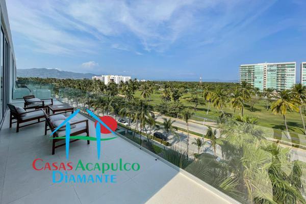 Foto de departamento en venta en h 5, avenida costera de las palmas 5, playa diamante, acapulco de juárez, guerrero, 18577703 No. 09