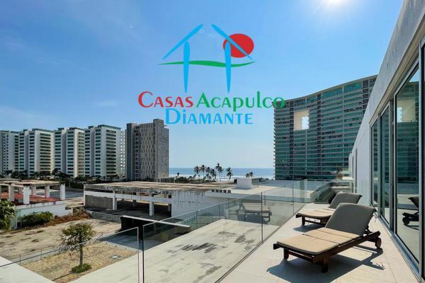 Foto de departamento en venta en h 5, avenida costera de las palmas 5, playa diamante, acapulco de juárez, guerrero, 18577703 No. 10