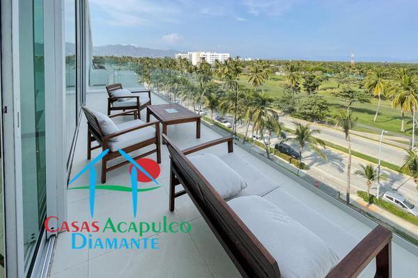 Foto de departamento en venta en h 5, avenida costera de las palmas 5, playa diamante, acapulco de juárez, guerrero, 18577703 No. 11