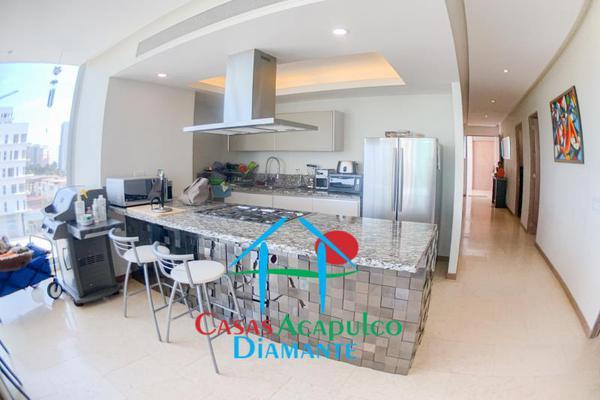 Foto de departamento en venta en h 5, avenida costera de las palmas 5, playa diamante, acapulco de juárez, guerrero, 18577703 No. 13