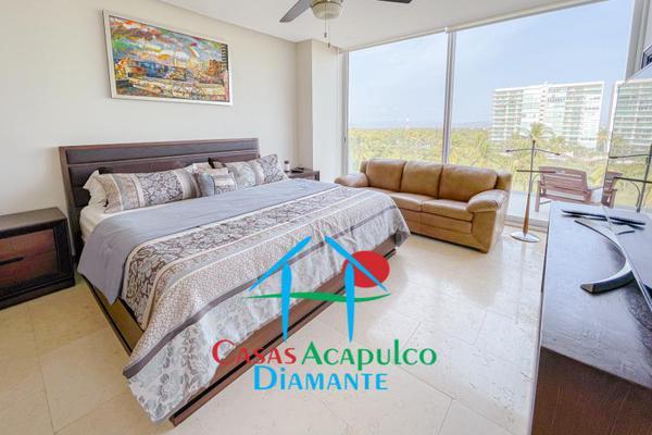 Foto de departamento en venta en h 5, avenida costera de las palmas 5, playa diamante, acapulco de juárez, guerrero, 18577703 No. 34