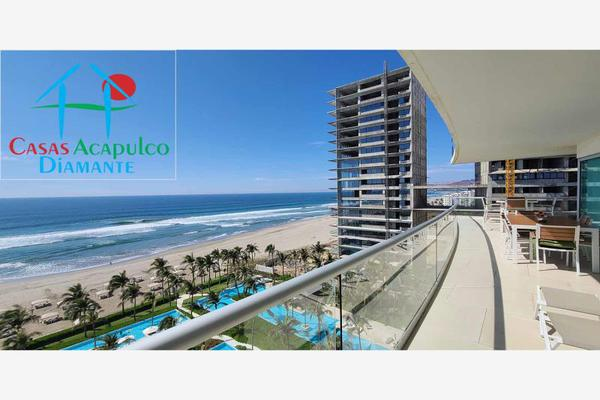 Foto de departamento en venta en h 5, avenida costera de las palmas 5, playa diamante, acapulco de juárez, guerrero, 18748702 No. 04