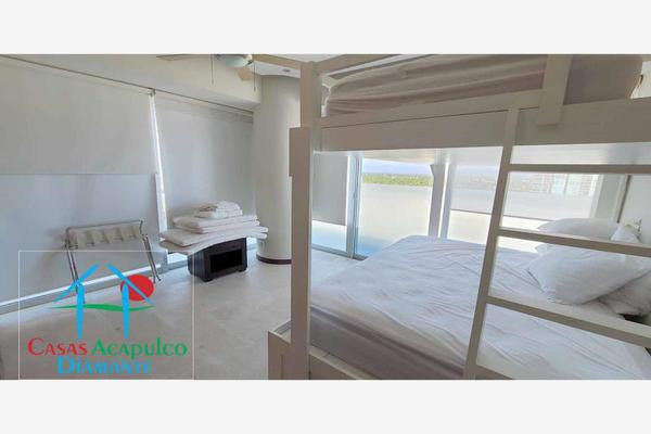 Foto de departamento en venta en h 5, avenida costera de las palmas 5, playa diamante, acapulco de juárez, guerrero, 18748702 No. 23