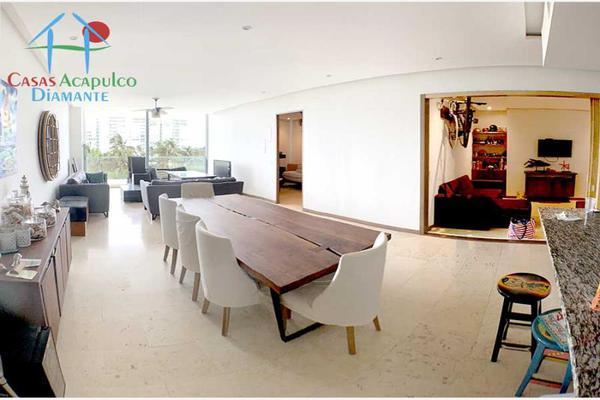 Foto de departamento en venta en h 5, avenida costera de las palmas península loft, playa diamante, acapulco de juárez, guerrero, 17688446 No. 02