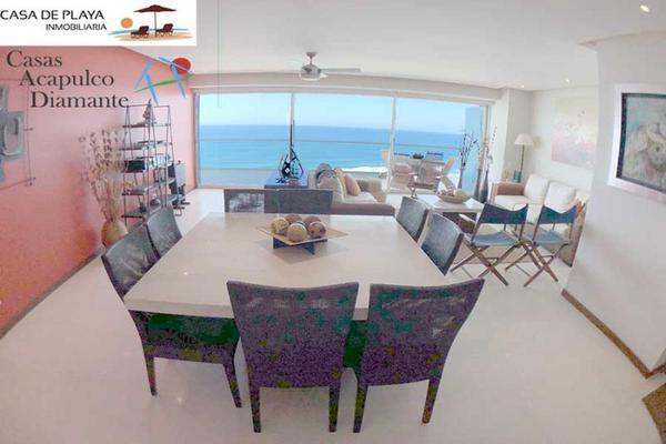 Foto de departamento en venta en h 5, avenida costera de las palmas península tower, playa diamante, acapulco de juárez, guerrero, 16789965 No. 01