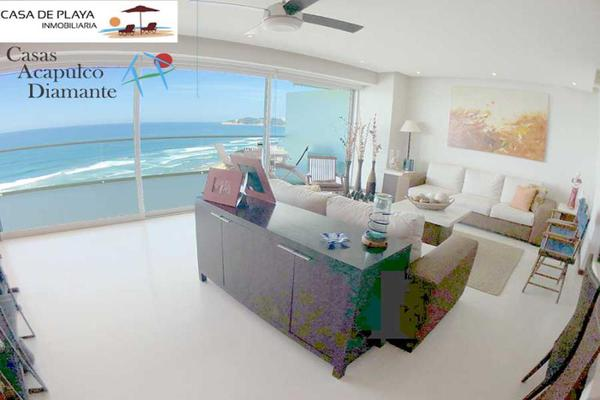 Foto de departamento en venta en h 5, avenida costera de las palmas península tower, playa diamante, acapulco de juárez, guerrero, 16789965 No. 05