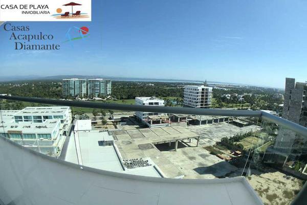 Foto de departamento en venta en h 5, avenida costera de las palmas península tower, playa diamante, acapulco de juárez, guerrero, 16789965 No. 16