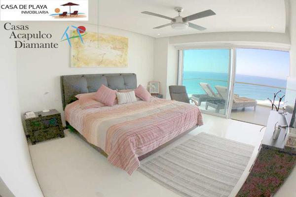 Foto de departamento en venta en h 5, avenida costera de las palmas península tower, playa diamante, acapulco de juárez, guerrero, 16789965 No. 19