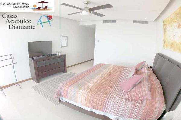 Foto de departamento en venta en h 5, avenida costera de las palmas península tower, playa diamante, acapulco de juárez, guerrero, 16789965 No. 21