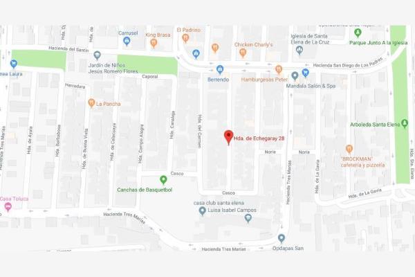 Foto de casa en venta en hacienda de echegaray 0, santa elena, san mateo atenco, m?xico, 6170764 No. 19