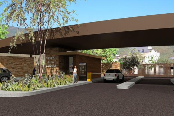 Foto de terreno habitacional en venta en hacienda de los morales , lomas del valle i y ii, chihuahua, chihuahua, 4645712 No. 02