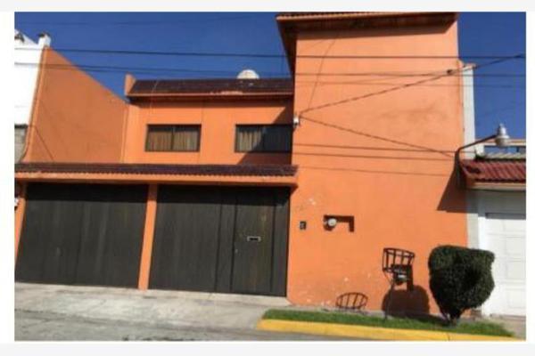 Foto de casa en venta en hacienda de zacatepec 00, hacienda de echegaray, naucalpan de juárez, méxico, 6128914 No. 01