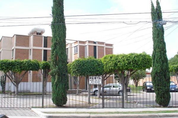 Foto de departamento en renta en hacienda del conejo 113, el jacal, querétaro, querétaro, 0 No. 01