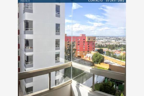 Foto de departamento en venta en hacienda del derramadero 52, hacienda del parque 1a sección, cuautitlán izcalli, méxico, 5917140 No. 02